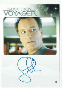 Star Trek Voyager Quotable Rittenhouse Archives Autograph Card Selection
