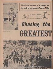 Chasing Pancho Villa - Greatest Bandito of Them All+Dodd,Es-Ki-Ben-Di, Howze