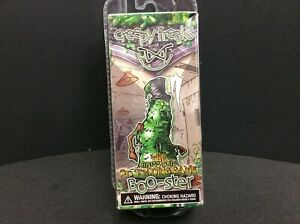 New Factory Sealed!!   Creepy Freaks BOO-ster Pack Monster Game Figure