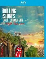 The Rolling Stones: Sweet Summer Sun - Hyde Park Live NEW! Blu-ray Disc CONCERT