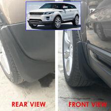 Calidad Superior Universal Fiat Bravo coche de goma moldeada mudflaps Set Completo