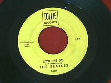 BEATLES~LOVE ME DO~P. S. I LOVE YOU~TOLLIE 9008~~ POP 45