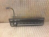 BMW F25 Radio Control Switch Unit Buttons X3 F25  9208591