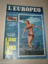EUROPEO=1966/22=ELKE SOMMER=PAUL DERVAL=ALBERT SPEER SPANDAU=CASSIUS CLAY=