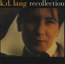 K.D. LANG (2 CD) RECOLLECTION ~ HALLELUJAH ++++ GREATEST HITS / BEST OF KD *NEW*