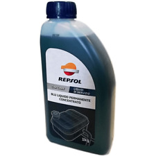 Repsol Antigelo Blu Liquido 4 Litri Permanente Concentratro Anticongelante