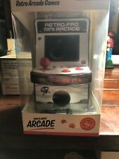 Nifty Hand Held Retro Mini Arcade Vintage System 240 Video Games New Unopened