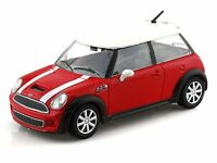 MINI COOPER S 1:24 Car NEW model metal die cast models diecast cars
