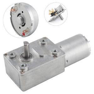 0.6-100RPM Reversibler Turbo-Schneckengetriebemotor mit hohem Drehmoment Motor