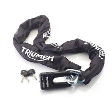 Triumph Rocket III Haute Qualité Kettenschluss Noir