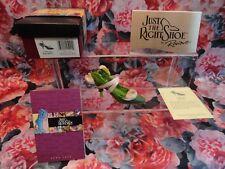 """Just The Right Shoe Raine Originals - """"Calla Lily""""- 2000 New"""
