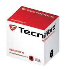 Tecnifibre - Double Yellow Dot Squash Ball - Approved by the Wsf