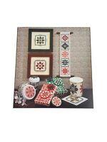 Hawaiian Quilt Patterns III Counted Cross Stitch XS Frances Johnson 6 Designs