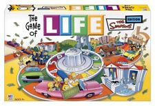 MIMB Rare Hasbro Game of Life Simpsons Edition Factory Shrinkwrapped!