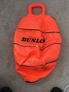 Dunlop Space Hopper Orange Baseball Shape - No Pump