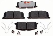 Disc Brake Pad-Enhanced Hybrid Technology Hybrid Technology Front Raybestos