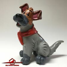 OLIVER AND COMPANY: DODGER. PVC FIGURE 7 cm. BULLY DISNEY MADE IN GERMANY