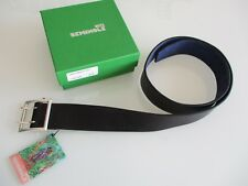 belt for men black crafts 45 mm high no hermes no gucci seminole belts Italy