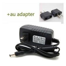 AU Plug AC100-240V to DC 24V 1A Power Supply Charger Adapter 5.5mmx2.1mm-2.5mm