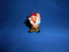 Bathroom Gnome Clean Washing Bathing Figurine Kinder Surprise 1991 German Figure