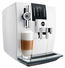 JURA J6 Coffee Machine Piano White,from Germany,free shopping Worldwide