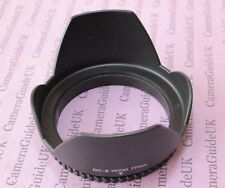 77mm Lens Hood Screw Mount For Nikon AF-S Nikkor 80-400mm f/4.5-5.6G ED VR