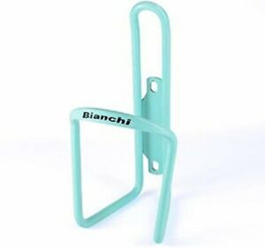 Bianchi Bottle Cage Alminium Cheleste JPPBC101C Cycling