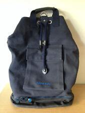 gebraucht - Rucksack PANERAI Tasche - hieght 63 cm Grund- 33 x 23 - Blau Marine