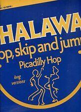 CHALAWA hop skip and jump 12INCH 45 RPM HOLLAND EX