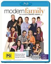 Modern Family: S4 Season 4  Blu-Ray Region B