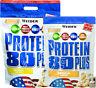 Weider Protein 80 Plus 2Kg +500g Beutel (23,80€/Kg) BCAA Eiweiß Shake