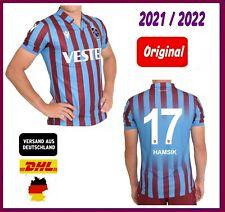 NEU ORIGINAL Trabzonspor HAMSIK Trikot Cubuklu Forma Jersey TRABZON 2021 / 2022