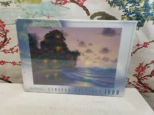 """Al Hogue """"The Modern Master Of Light"""" Puzzle Limited Editions 1000 Piece"""