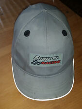 Snap On Sharon Lee Garage Mechanic Protection Safety Bump Hat TuffCap Used