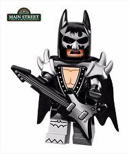 LEGO Batman Movie Series Glam Metal Batman 71017 Minifigure New