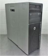 HP Z620 Workstation | Xeon E5 1603 2.8GHz | Quadro 2000 | 4GB RAM | NO HDD
