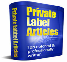 2 Million+ Plr articles + Extra 1000 Mrr ebooks