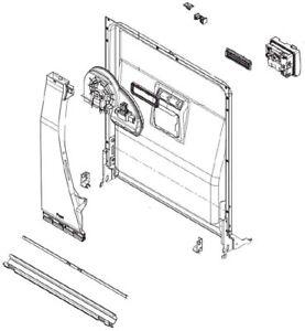 Dishwasher Door Inner Panel Assembly ADE73849701 OEM part