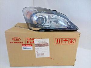 Original Kia Ceed, Scheinwerfer rechts mit Stellmotor und Lampen, 921021H070 Neu