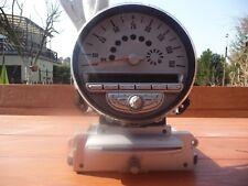 BMW MINI 08 RADIO 2 CD 73 stereo radio con display MINI 3450803 + TACHIMETRO