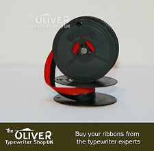 Typewriter Ribbon DIN 32755 / DIN 2103  (Black and Red)   ***High Quality***