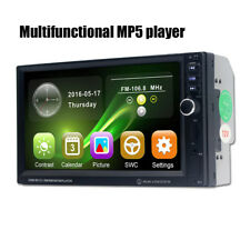 7'' HD touch screen MP5 player Stereo Audio Bluetooth FM Radio USB/AUX/TF GPS