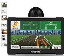 Mksutary GPS Navigation for Car, Navigation system 7inch Touch Screen