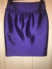 Sapphire Plaited Skirt from Reiss