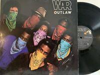War – Outlaw LP 1982 RCA Victor – AFL1-4208 EX/NM