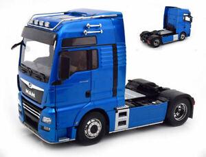 Modellauto Lkw Truck Lkw modelle 1:18 Premium Classixx Man Tgx XXL Blau diecast