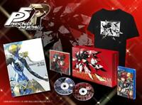 Persona 5 The Royal Straight Flash Edition Special Box / Soundtrack CD Art Book
