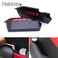 For MINI Cooper Hatchback F56 Door Storage Box Handle Armrest Phone Container
