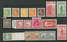 NEW ZEALAND SELECTION OF MNH & M/MINT