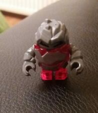Lego Rock Raiders Rock Monster Power Miners Meltrox (Trans-Red) pm003